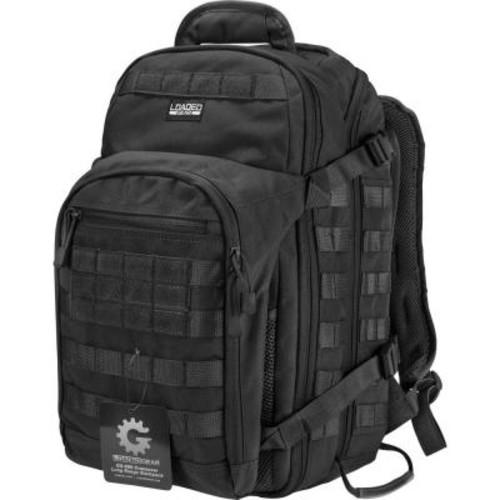 BARSKA Loaded Gear GX-600 Large 19.69 in. Black Ballistic Nylon Crossover Backpack