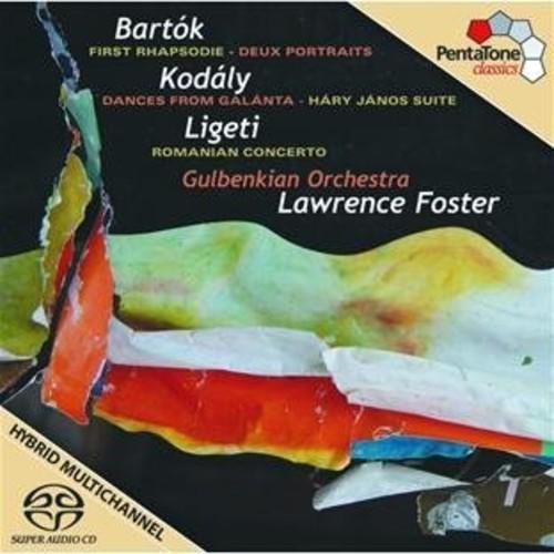 Bartok: Rh...