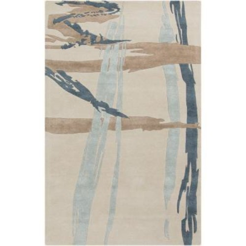 Artistic Weavers Sabile Ivory 8 ft. x 11 ft. Indoor Area Rug