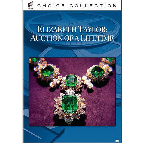 Elizabeth Taylor: Auction of a Lifetime [DVD] [English] [2012]