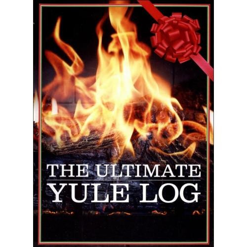The Ultimate Yule Log [DVD]
