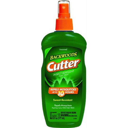 Cutter Backwoods Insect Repellent Spray - HG-96284