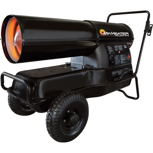 Mr. Heater Portable Kerosene Heater  175,000 BTU, 4250 Sq. Ft. Heating Capacity,