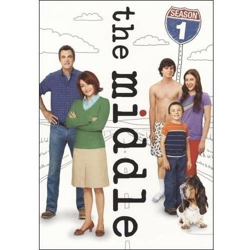 The Middle: The Complete First Season (Widescreen)