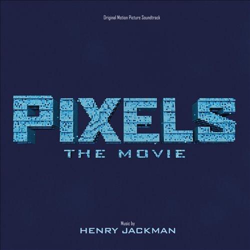 Pixels: The Movie [Original Motion Picture Soundtrack] [CD]