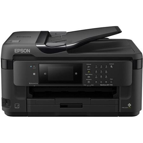 Epson WorkForce WF-7710 Wireless Wide-Format All-In-One Inkjet Printer