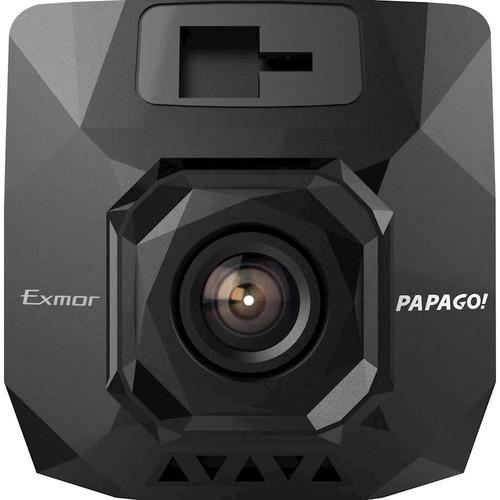 PAPAGO! - GoSafe S37 Dash Cam - Black