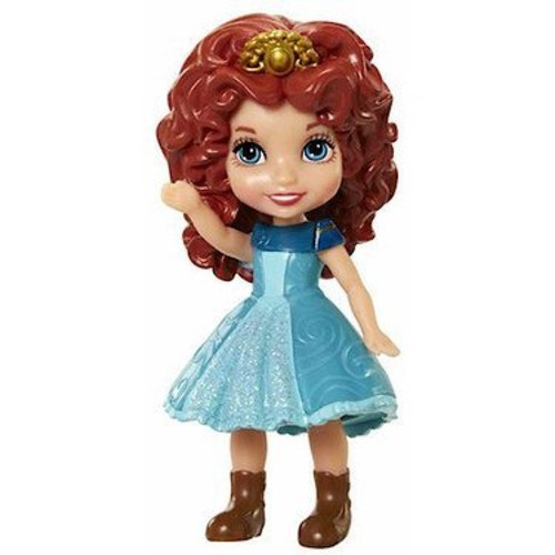 Disney Princess Merida Sparkle Collection 3