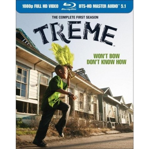 Treme: The Complete First Season (4 Discs) (Blu-ray)