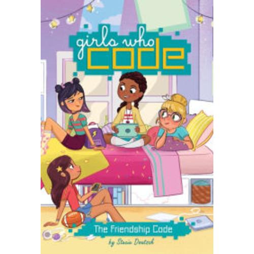 The Friendship Code (Girls Who Code Series #1)
