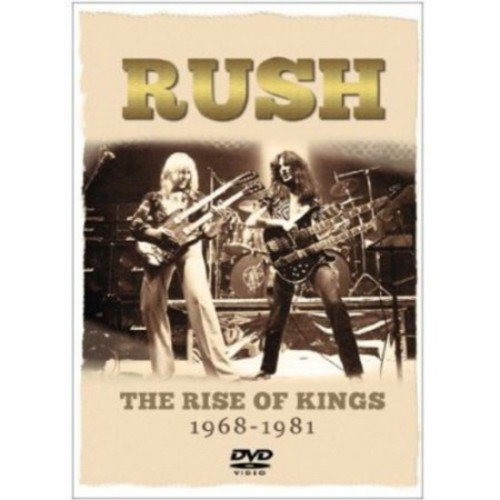 Rush: The Rise of Kings 1968-1981 (DVD)