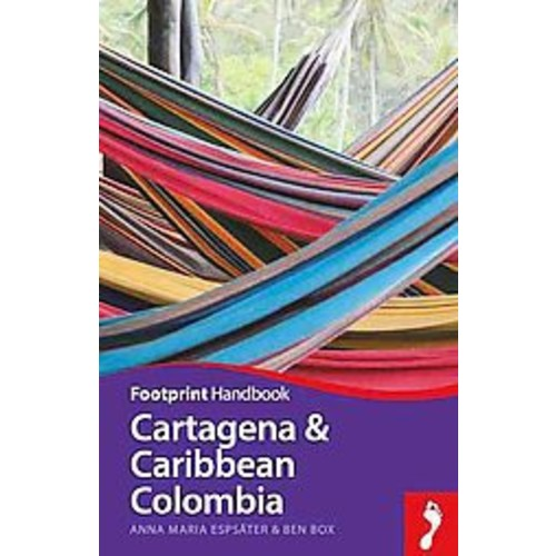 Footprint Cartagena & Caribbean Colombia (Paperback)