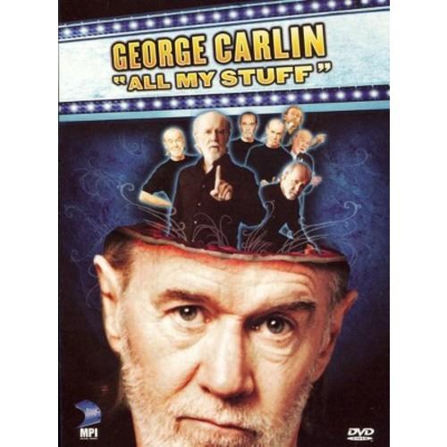 George Carlin: All My Stuff [14 Discs]