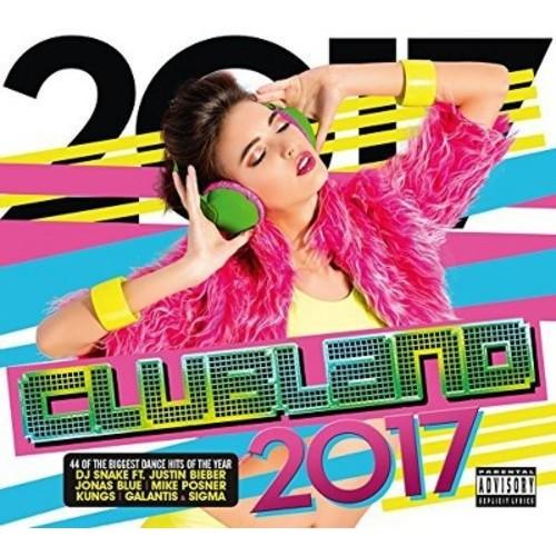 Clubland 2017 & Various - Clubland 2017 / Various (CD)