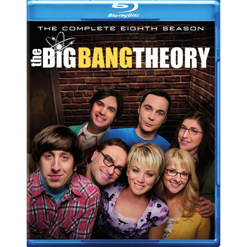 The Big Bang Theory: The Complete Eighth Season [Blu-ray]