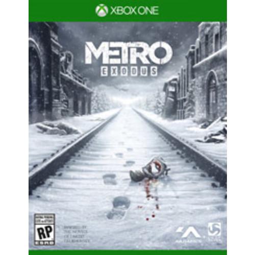 Metro Exodus - Xbox One [Disc, Xbox One]