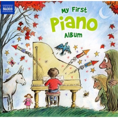 My First Piano Album (Audio CD)