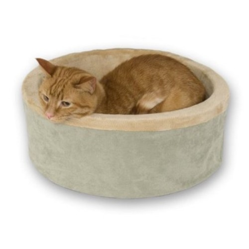 K&H Manufacturing KH319 ThermoKitty Sage Bed