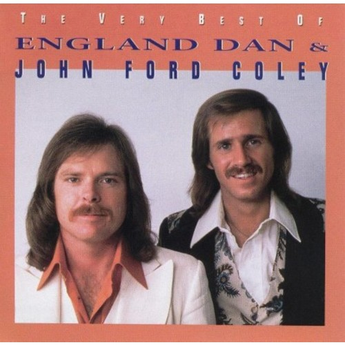 The Very Best of England Dan & John Ford Coley [CD]