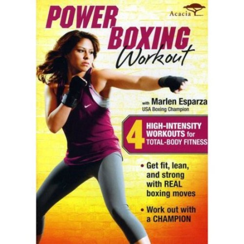 POWER BOXING WORKOUT WITH MARLEN ESPARZA (DVD/WS 1.78/DOL DIG) (DVD)