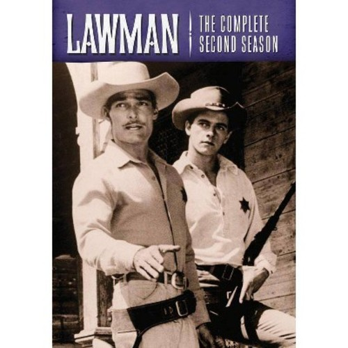 Lawman: The Complete Second Season [5 Discs] [DVD]