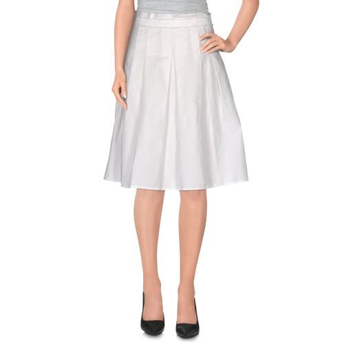 FUNNY FACE Knee length skirt