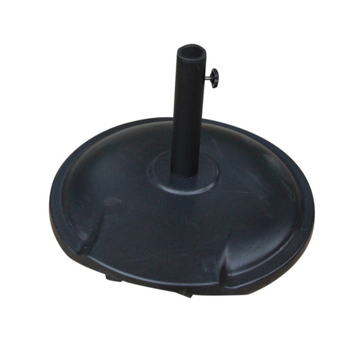 Poly Fiber Umbrella Base with Two Wheels (no. 50)