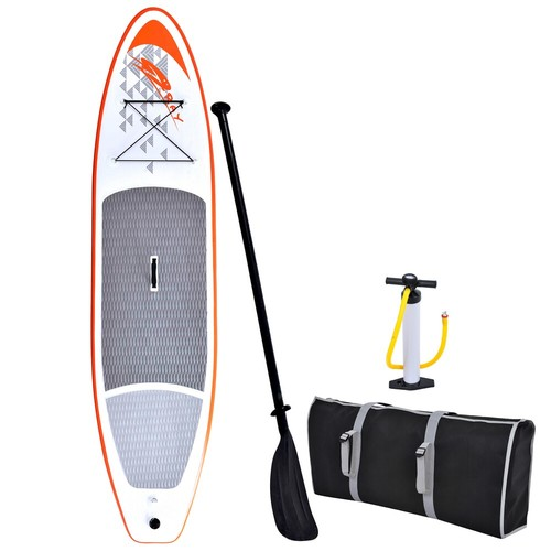 Stingray 11-ft Inflatable Stand Up Paddleboard w/ Hand Pump