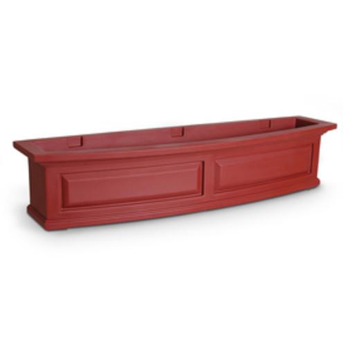 Mayne 4831-R Nantucket Red 48-Inch Window Box