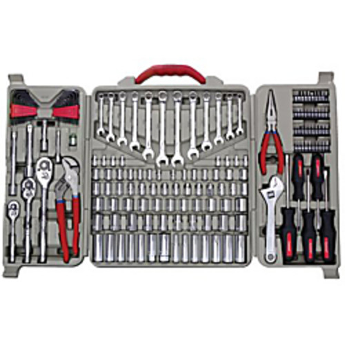 Crescent 170-Piece Professional Tool Set With Case
