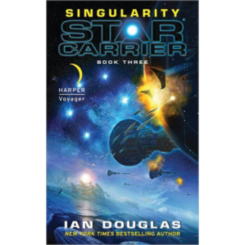 Singularity (Star Carrier Series #3)