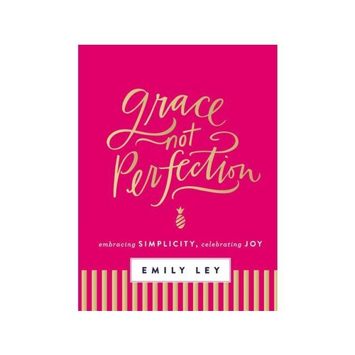 Harpercollins Christian Pub Grace, Not Perfection