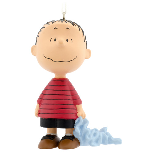 Peanuts By Schulz Peanuts Linus Christmas Ornament