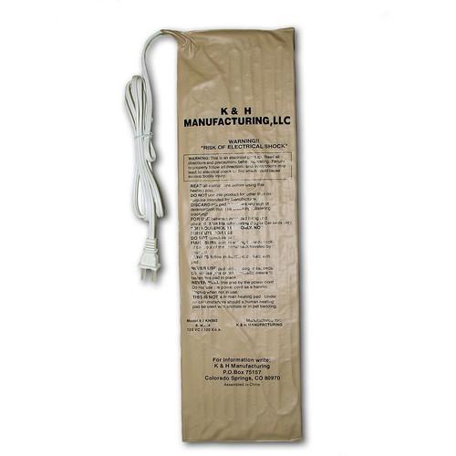 K&H Manufacturing Pet Bed Warmer Tan [Standard Packaging, Medium]