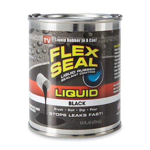 Flex Seal Black Liquid
