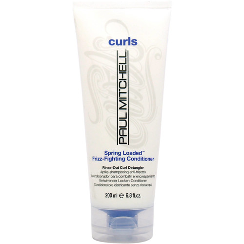 Curls Spring Loaded Frizz Fighting Conditioner by Paul Mitchell for Unisex - 6.8 oz Conditioner
