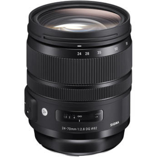 24-70mm f/2.8 DG OS HSM Art Lens for Nikon F