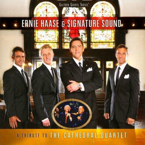 A Tribute to the Cathedral Quartet [CD]