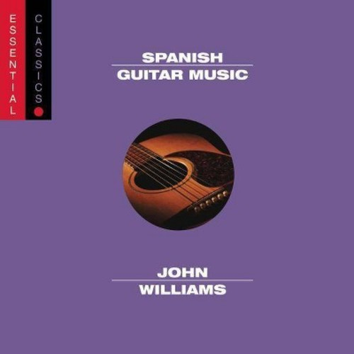 John Williams - Spanish Guitar Music