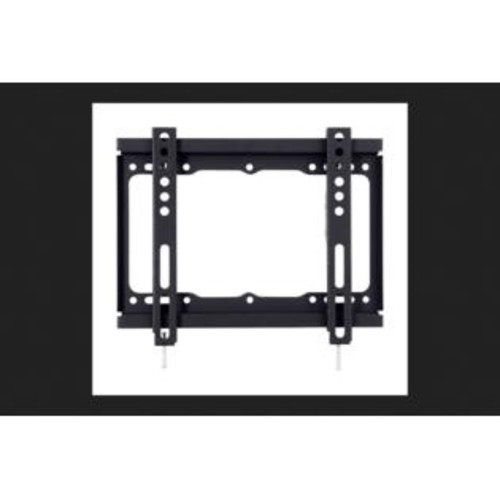 Monster Mounts 13 in. 47 in. 44 lb. Super Thin Fixed TV Wall Mount