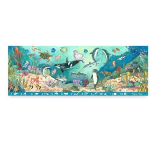 Melissa & Doug Search & Find Under the Sea 48-Piece Floor Puzzle