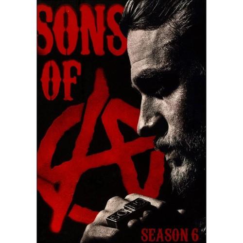 Sons of Anarchy: Season Six [5 Discs] [DVD]