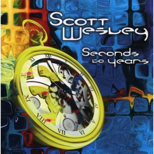 Seconds To Years [CD]