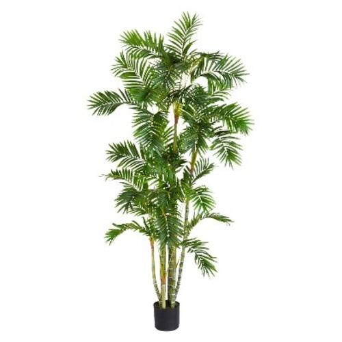 Nearly Natural 6' Areca Palm Silk Tree