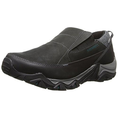 Merrell Women's Polarand Rove Moc Waterproof Slip-On Casual Shoes