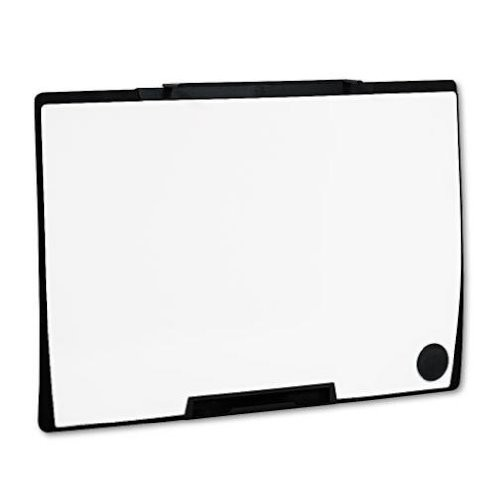Quartet MMP75 Motion Portable Dry Erase Board, 36 x 24, White, Black Frame [3' x 2']