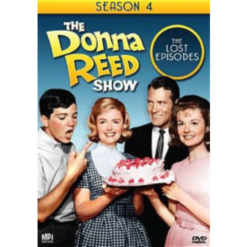 The Donna Reed Show (Lost Episodes): Season 4 [5 Discs]