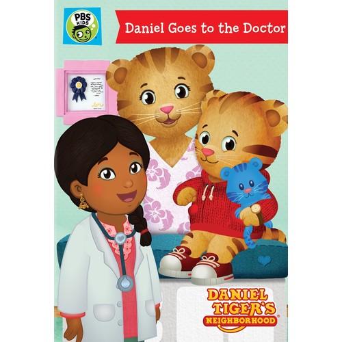 Daniel Tiger's Neighborhood: Daniel Goes to Doctor [DVD]