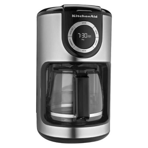 KitchenAid 12 Cup Coffee Maker KCM1202OB