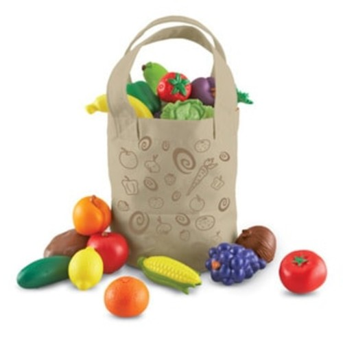 Sprouts Fresh Picked Fruit & Veggie Tote
